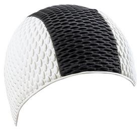 Шапочка для плавания мужская Beco 7330 10 бело-черная