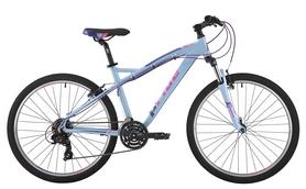 """Велосипед горный женский Pride Stella 2.0 26"""" голубой 2017, рама - 18"""""""