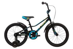 """Велосипед детский Pride Oliver 18"""" черный 2017, рама - 18"""""""