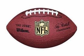 Мяч для американского футбола Wilson NFL Mini Replica SS17 WTF1631XBAST4