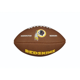 Мяч для американского футбола Wilson NFL Mini Team Logo FB CL SS17 WTF1533XBWS