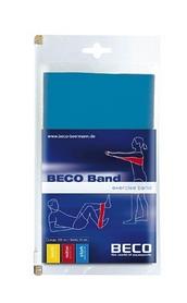 Эспандер ленточный для аквафитнеса Beco 9672 6 Band синий