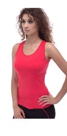 Майка для фитнеса женская Active Age 5.07 p.r красная