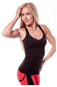 Майка для фитнеса женская Active Age 5.26 p.b(cup) черная