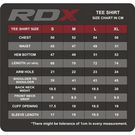 Фото 5 к товару Футболка RDX T-shirt Athletik 11304
