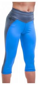 Капри женские Active Age 2.36 p.blg голубые с серым