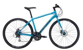 """Велосипед городской Apollo Trace 20 HI VIZ 28"""" синий, рама - L"""