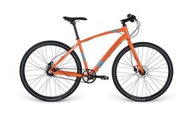 """Велосипед городской Apollo Trace 45 HI VIZ 28"""" оранжевый, рама - L"""