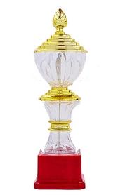 Кубок ZLT C-895-2 золотой, высота 30 см