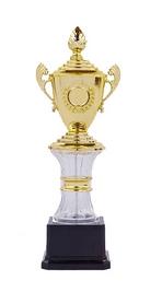 """Кубок ZLT """"Glory"""" C-K078A золотой, высота 31 см"""