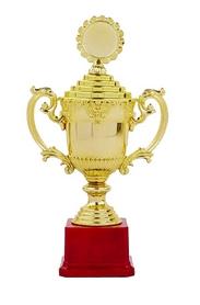 Кубок ZLT C-896-3B золотой, высота 29,5 см