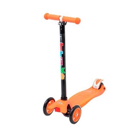 Самокат детский трехколесный iTrike BB 3-013-4-O оранжевый