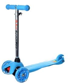 Самокат детский трехколесный iTrike BB 3-013-4-C-C синий