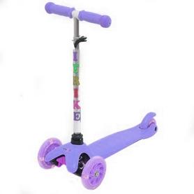 Самокат детский трехколесный iTrike BB 3-013-4-B-V фиолетовый