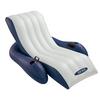 Кресло-шезлонг надувное пляжное Intex 58868 (180х135 см) - фото 1