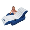 Кресло-шезлонг надувное пляжное Intex 58868 (180х135 см) - фото 2