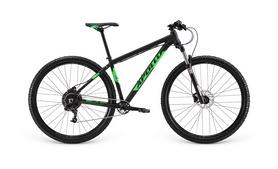 """Велосипед городской Apollo Xpert 40 29"""" черный-зеленый, рама - XL"""