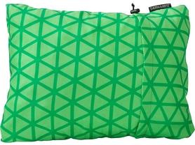Подушка туристическая Cascade Designs Compressible Pillow Large зеленая