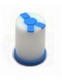 Баночка для специй Shaker Blue W10133 голубой голубой