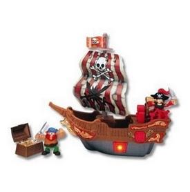 """Набор игровой Keenway """"Пиратский корабль"""""""