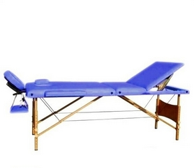 Стол массажный 3-х секционный Relax HY-20110-1.2.3