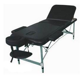 Стол массажный 2-х секционный Relax HY-2010-1.3 черный