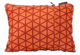 Подушка туристическая Cascade Designs Compressible Pillow Large оранжевая