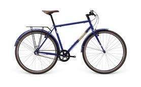 "Велосипед городской Apollo Mark III 28"" Gloss Navy Blue/Gloss Gream/Gloss Orange 2017, рама-M"