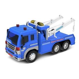 Машинка Dave Toy Junior trucker Техническая помощь 33013 (28 см)