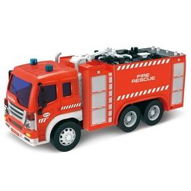 Машинка пожарная Dave Toy Junior trucker 33016 (28 см)