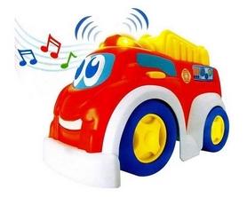 Машинка пожарная Keenway музыкальная 2001202