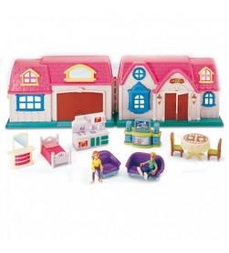 Набор игровой Keenway Кукольный дом 2001039