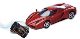 Машина на радиоуправлении Silverlit Ferrari Enzo Bluetooth 1:16