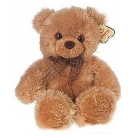 """Мягкая игрушка Aurora """"Медведь"""" 30 см коричневый"""