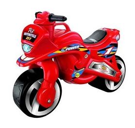 Беговел Ocie Motobike U-058R красный