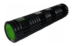 Валик для йоги Tunturi Yoga Grid Foam Roller 61 см черный