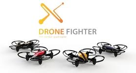 Фото 3 к товару Квадрокоптер боевой Byrobot Drone Fighter DFX