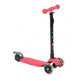 Самокат детский трехколесный iTrike Maxi JR 3-039 K красный