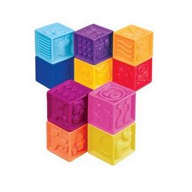 """Кубики силиконовые развивающие Battat """"Посчитай-ка!"""""""