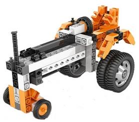 """Конструктор Engino Stem """"Механика: колеса, оси и наклонные плоскости"""""""