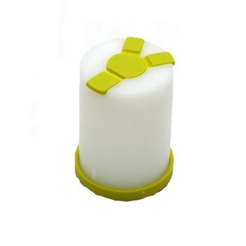 Баночка для специй Shaker Green W10116 салатовый