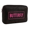 Чехол для одной ракетки Butterfly Pro-Case прямоугольный черный BPC-1-S-В - фото 1