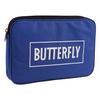 Чехол для одной ракетки Butterfly Pro-Case прямоугольный синий BPC-1-S-BL - фото 1