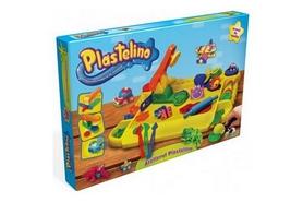 Набор для лепки Plastelino Художественная мастерская