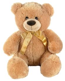 """Мягкая игрушка Aurora """"Медведь"""" 40 см медовый"""
