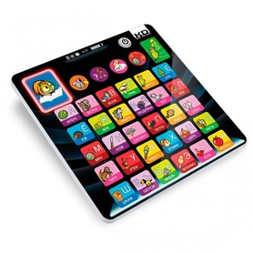 """Игрушка KidzDeligh T55622 """"Мой планшет-азбука"""""""