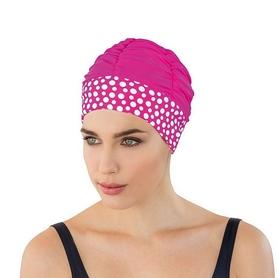Шапочка для плавания женская Fashy 3416