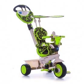 Велосипед трехколесный Smart Trike Dream 4 в 1 зеленый