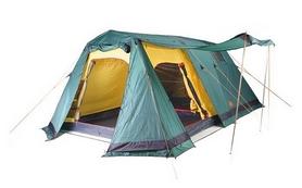 Палатка десятиместная Alexika Victoria 10 зеленая