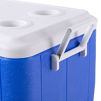 Фото 6 к товару Термобокс COOLER 100QT BLUE NO TRAY
